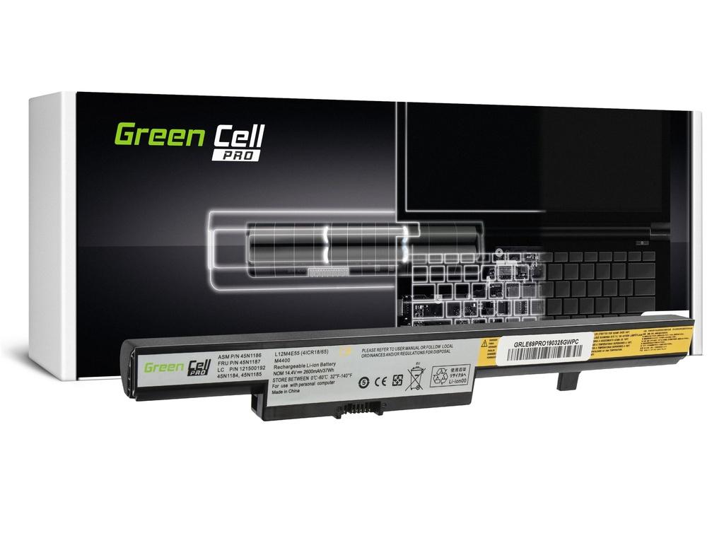 Baterija Green Cell PRO L13L4A01 L13M4A01 L13S4A01 za Lenovo B50 B50-30 B50-45 B50-70 B50-80 B51-80 E50-80