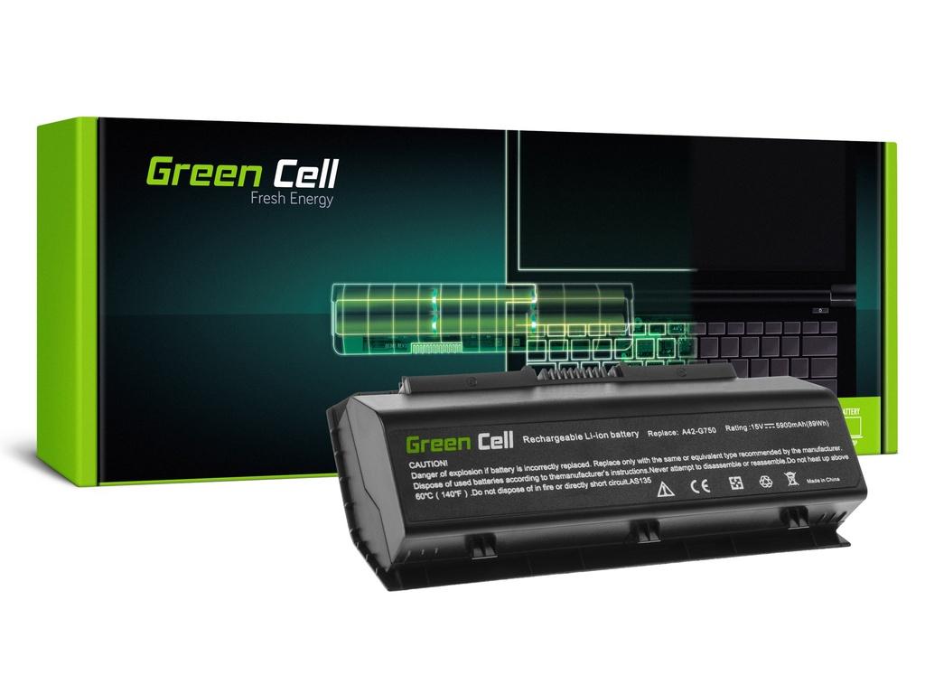 Green Cell baterija za prenosnik Asus G750 G750J G750JH G750JM G750JS G750JV