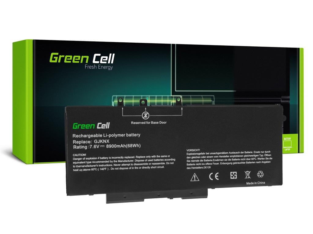 Baterija Green Cell 93FTF GJKNX za Dell Latitude 5280 5290 5480 5490 5491 5495 5580 5590 5591 Precision 3520 3530
