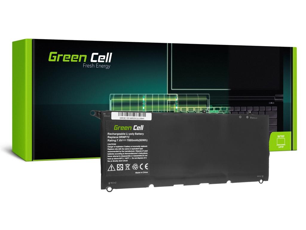 Baterija Green Cell PW23Y za Dell XPS 13 9360