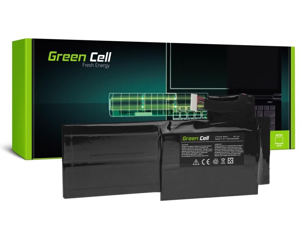 Baterija Green Cell BTI-L76 za MSI GS70 GS72 WS72