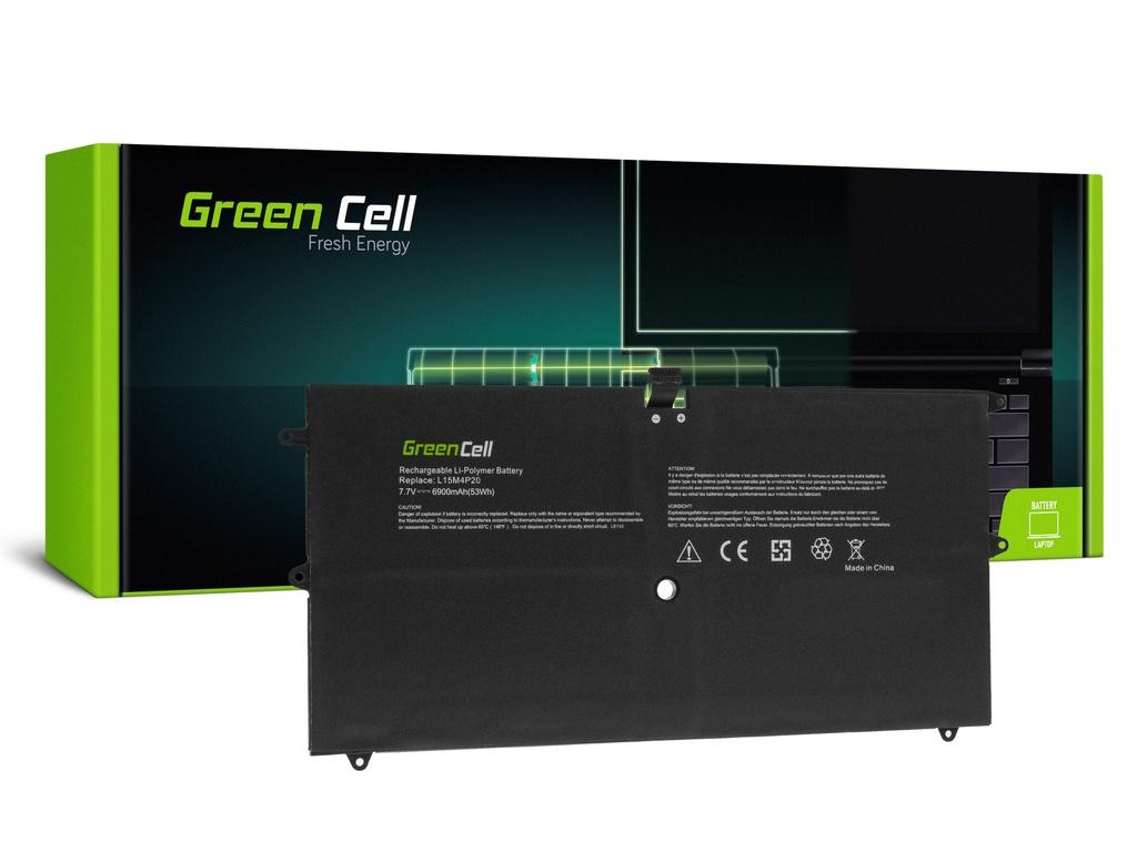 Baterija Green Cell  L15L4P20 L15M4P20 za Lenovo Yoga 900S-12ISK