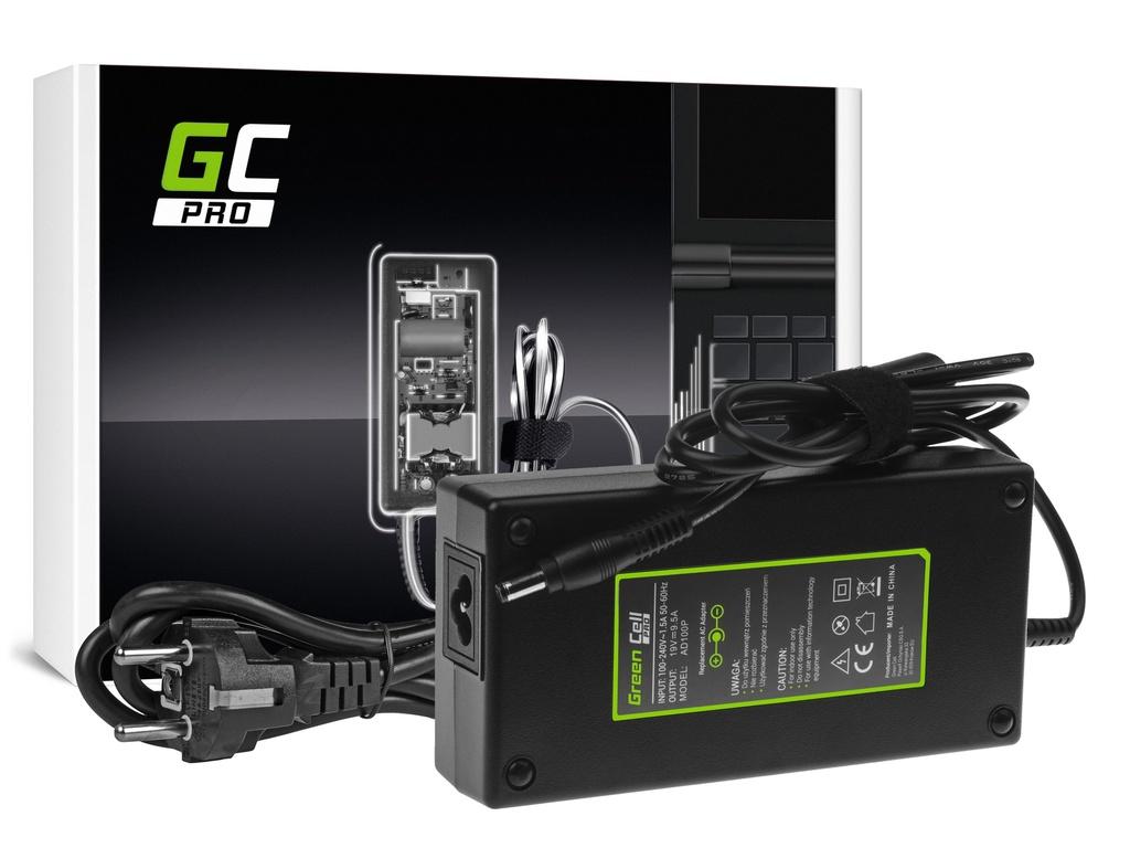 AC adapter za polnilnik Green Cell PRO za MSI GT60 GT70 GT680 GT683 Asus ROG G75 G75V G75VW G750JM G750JS 19V 9.5A 180W