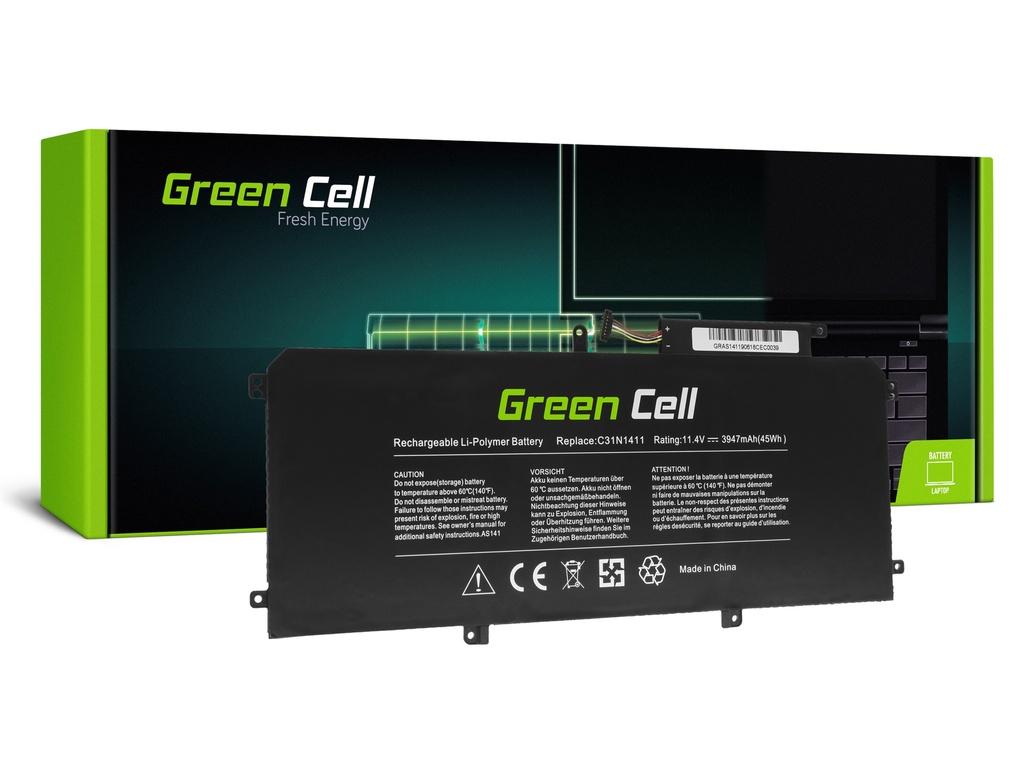Baterija Green Cell C31N1411 za Asus ZenBook UX305C UX305CA UX305F UX305FA