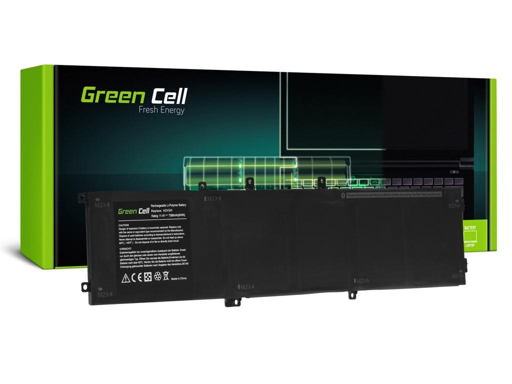 Baterija Green Cell 4GVGH za Dell XPS 15 9550, Dell Precision 5510
