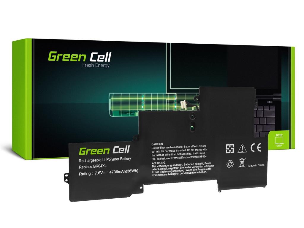 Baterija Green Cell BR04XL za HP EliteBook Folio 1020 G1