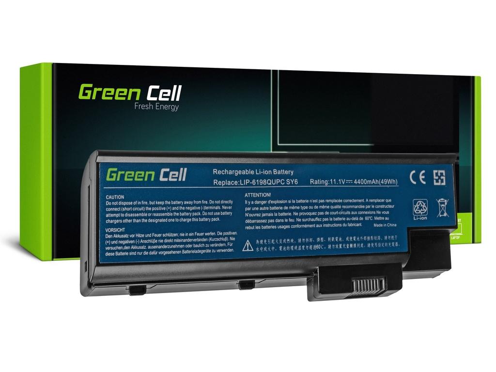 Baterija Green Cell za Acer Aspire 5620 7000 9300 9400 / 11,1V 4400mAh