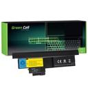 Baterija Green Cell za Lenovo ThinkPad Tablet X200 X201 / 14,4V 4400mAh