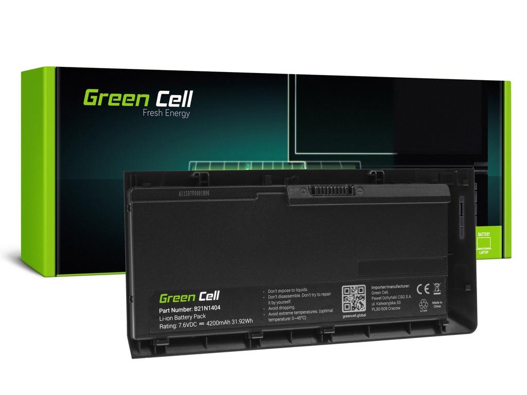 Baterija Green Cell B21N1404 za Asus AsusPRO BU201 BU201L BU201LA