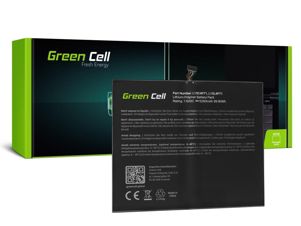 Baterija Green Cell L15C4P71 L15L4P71 za Lenovo Miik 700-12ISK 710-12IKB