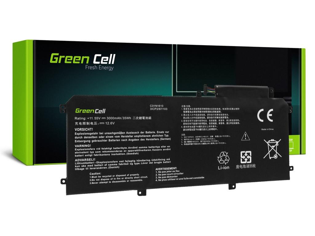 Baterija Green Cell C31N1610 za Asus ZenBook UX330C UX330CA