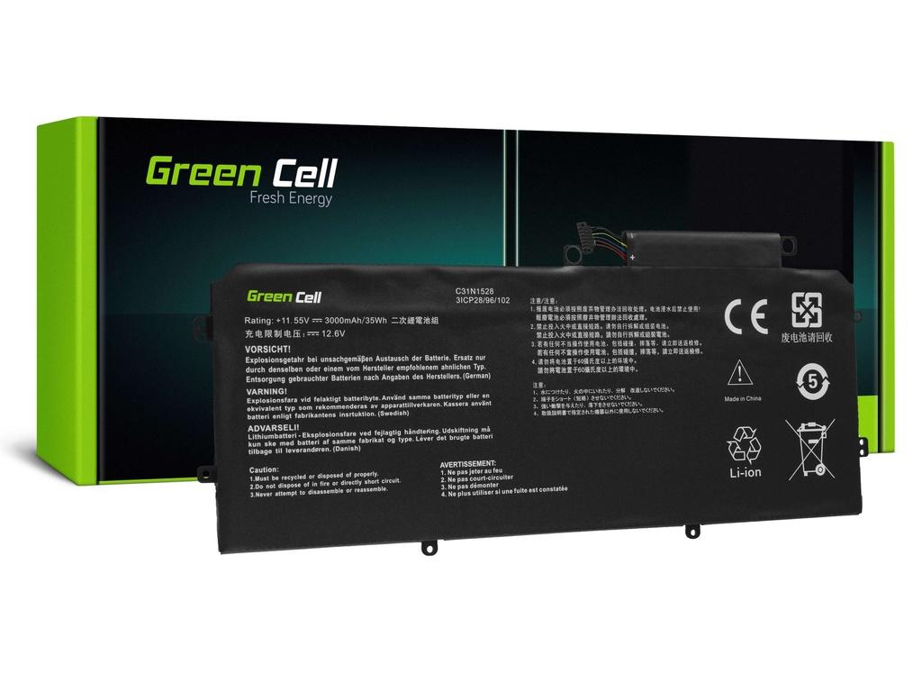 Green Cell baterija za prenosnik Asus ZenBook Flip UX360C UX360CA C31N1528