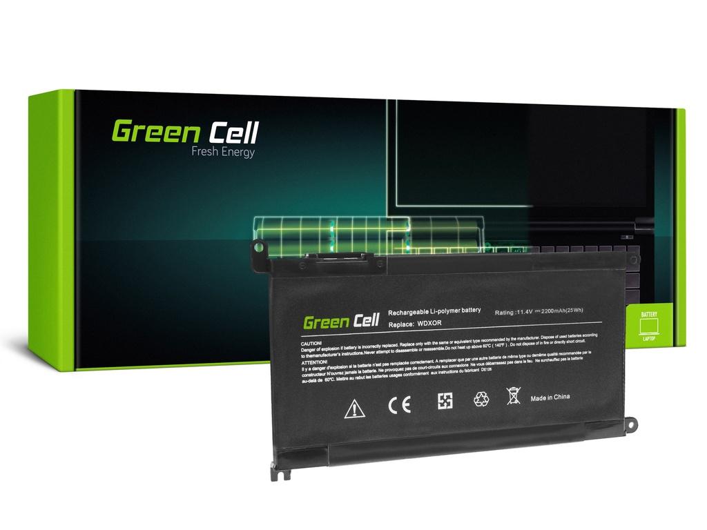 Green Cell baterija za prenosnik Dell Inspiron 13 5368 5378 5379 14 5482 15 5565 5567 WDX0R