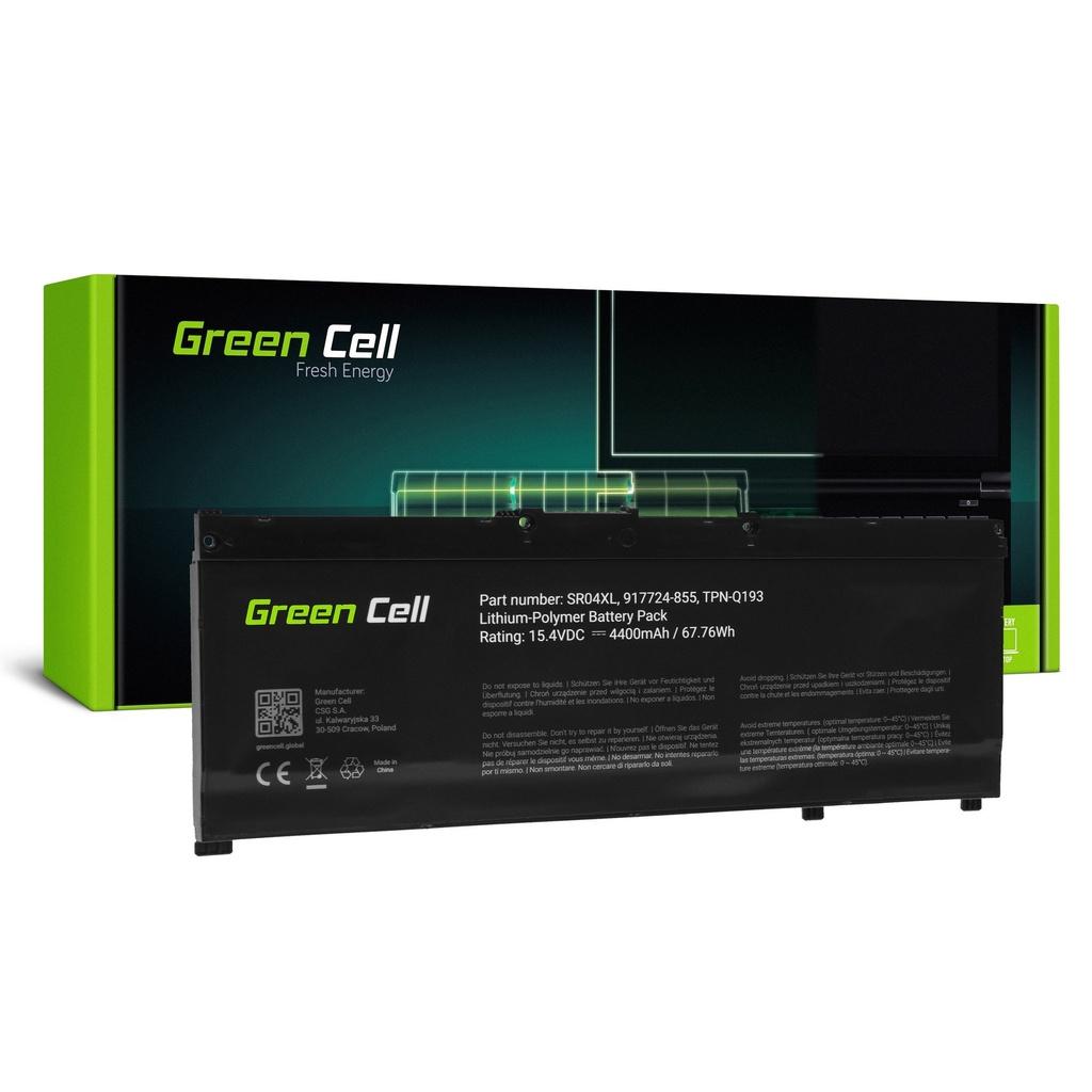Baterija Green Cell SR04XL za HP Omen 15-CE 15-DC 17-CB, HP Pavilion Power 15-CB