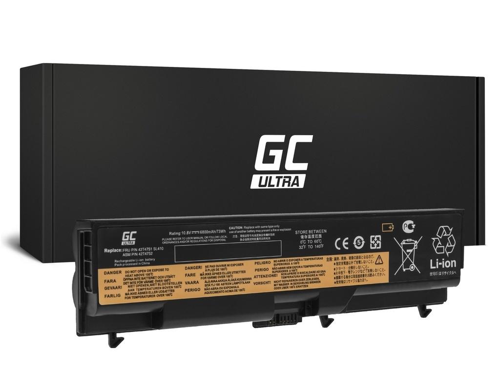 Baterija Green Cell ULTRA 42T4795 za Lenovo ThinkPad T410 T420 T510 T520 W510 W520 SL410 SL510 L510 L520