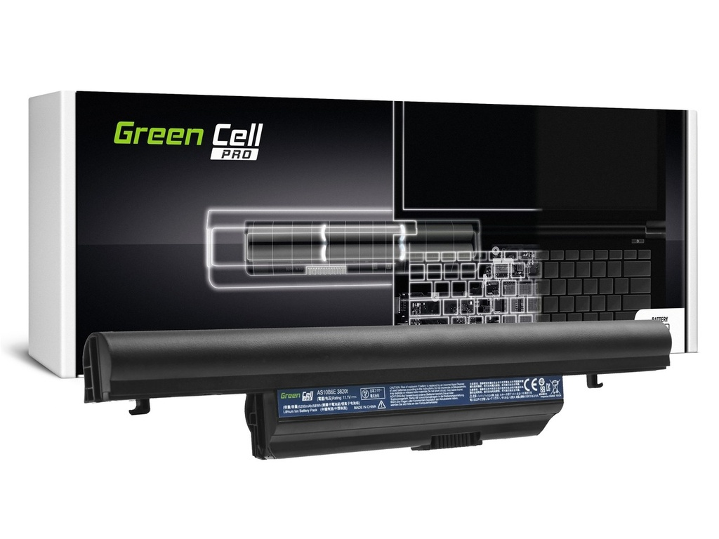 Baterija Green Cell PRO AS10B31 AS10B75 AS10B7E za Acer Aspire 5553 5745 5745G 5820 5820T 5820TG 5820TZG 7739
