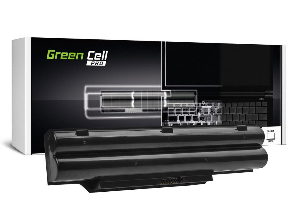 Green Cell PRO baterija FPCBP331 FMVNBP213 za Fujitsu Lifebook A532 AH532