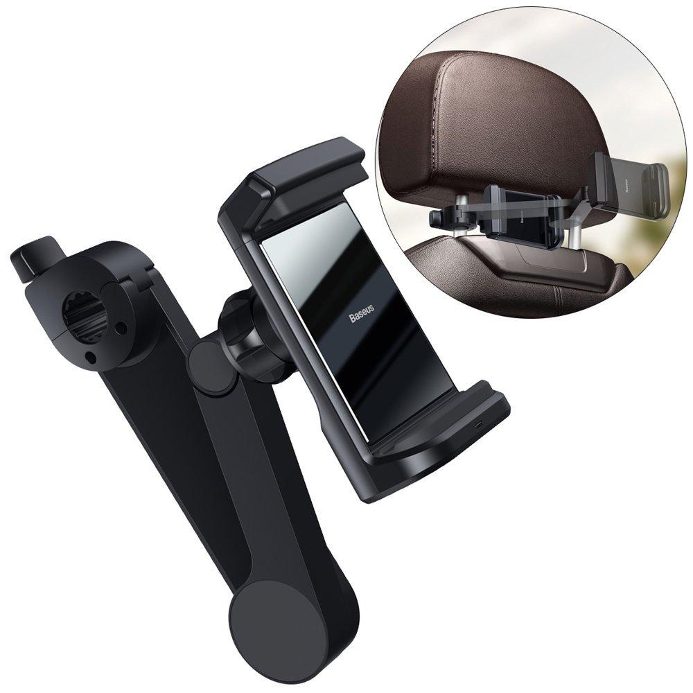 Baseus Energy držalo za telefon brezžični polnilnik Qi 15W