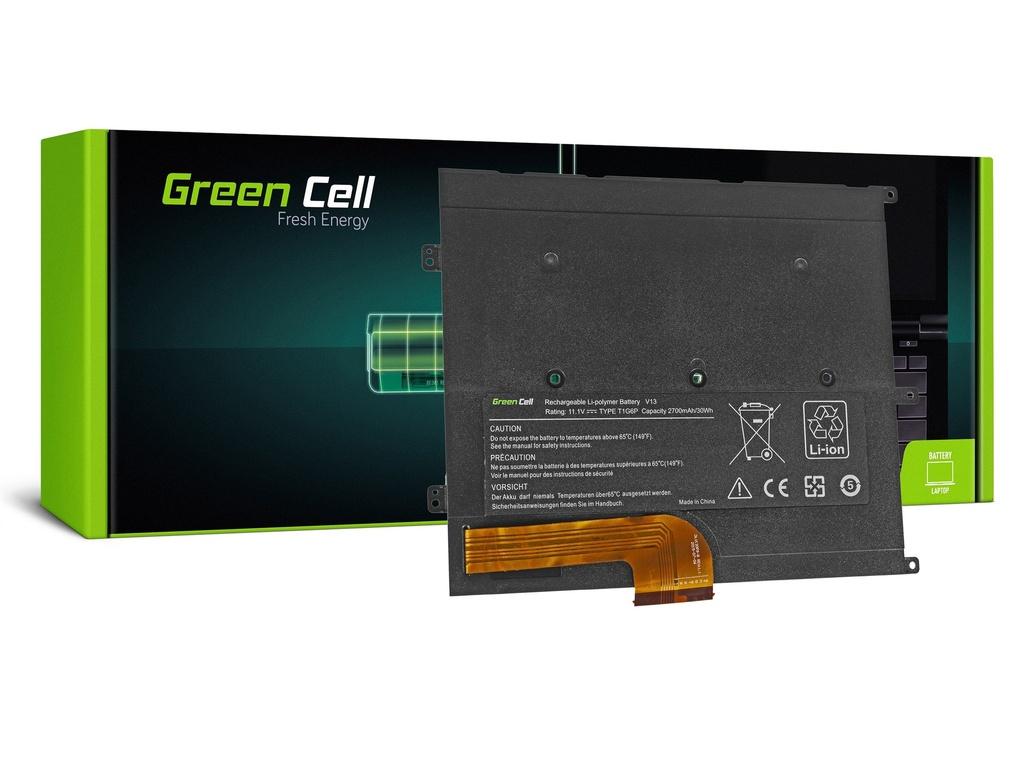 Baterija Green Cell za Dell Vostro V13 V13Z V130 V131 V1300 / 11,1V 2700mAh
