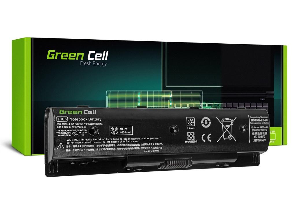 Baterija Green Cell za HP Pavilion 14 15 17 Envy 15 17 / 11,1V 4400mAh