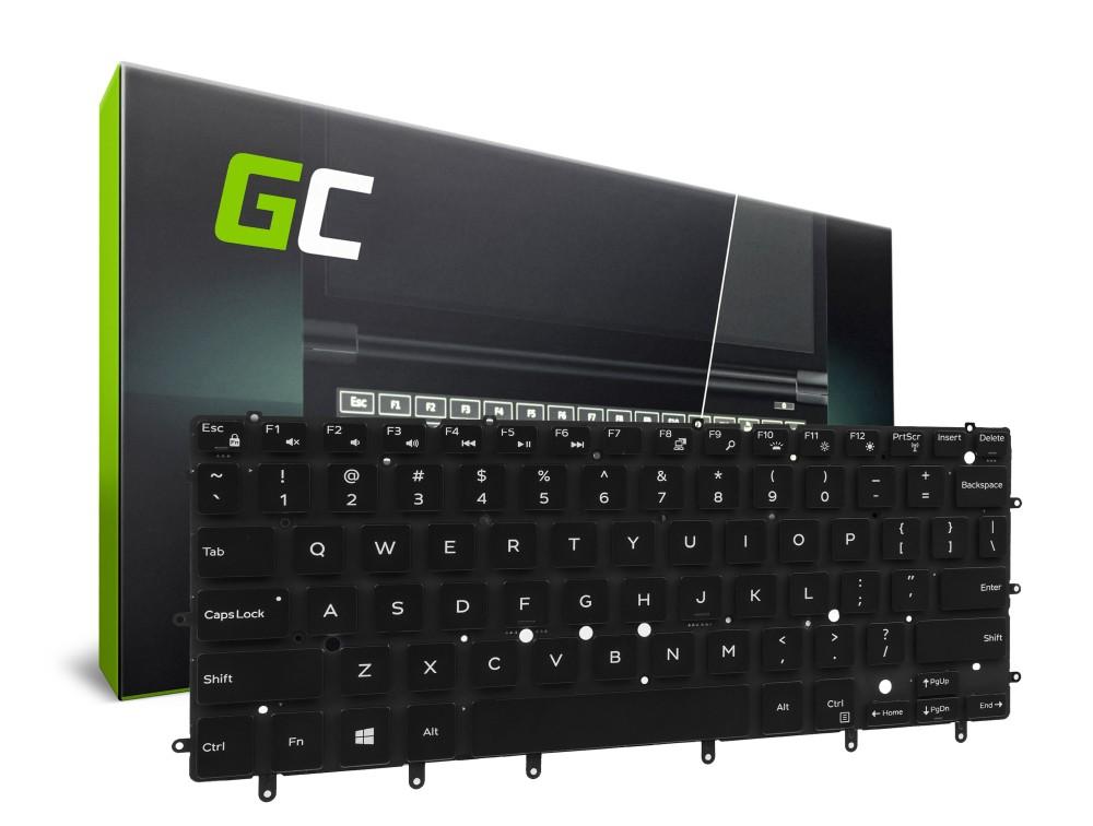 Tipkovnica za prenosnik Dell XPS 15-9550 15-9560 Inspiron 15-7558 15-7568 z osvetlitvijo