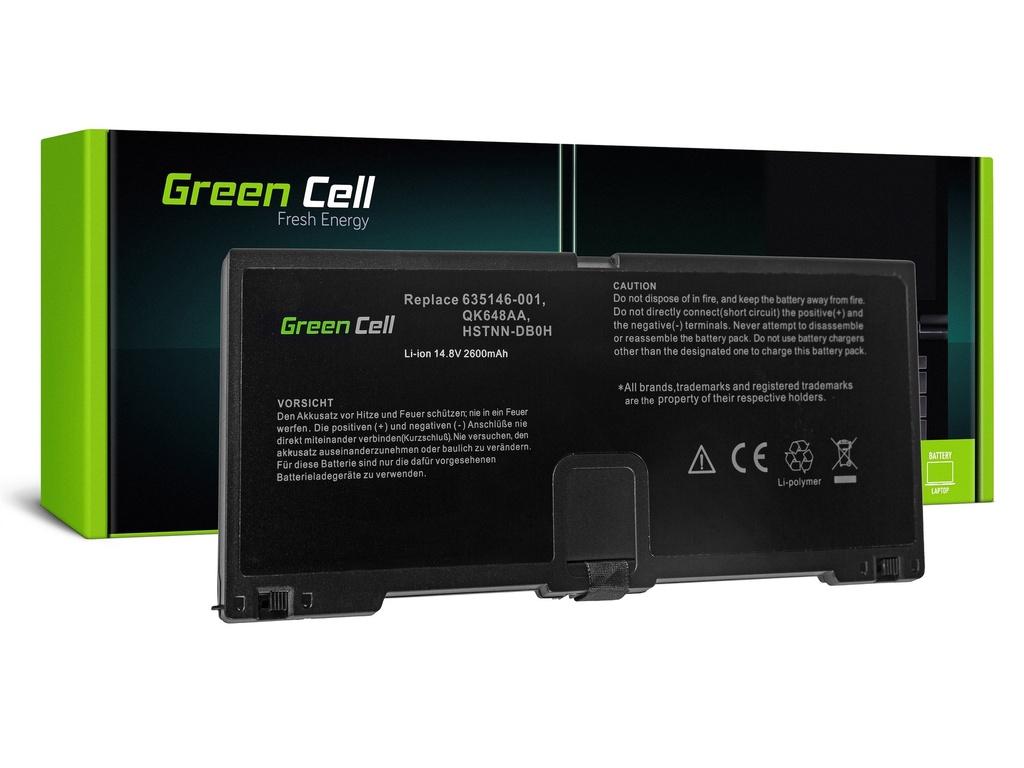 Baterija Green Cell za HP ProBook 5330m 14.8V / 14,4V 2600mAh