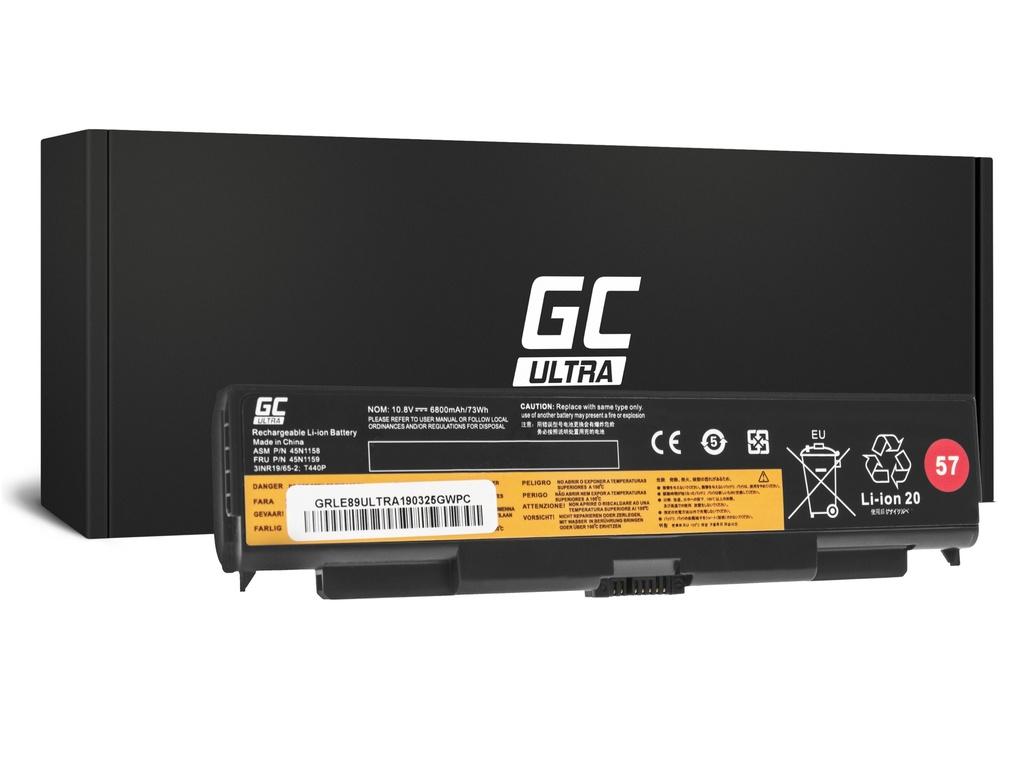 Green Cell ULTRA baterija za Lenovo ThinkPad T440p T540p W540 W541 L440 L540