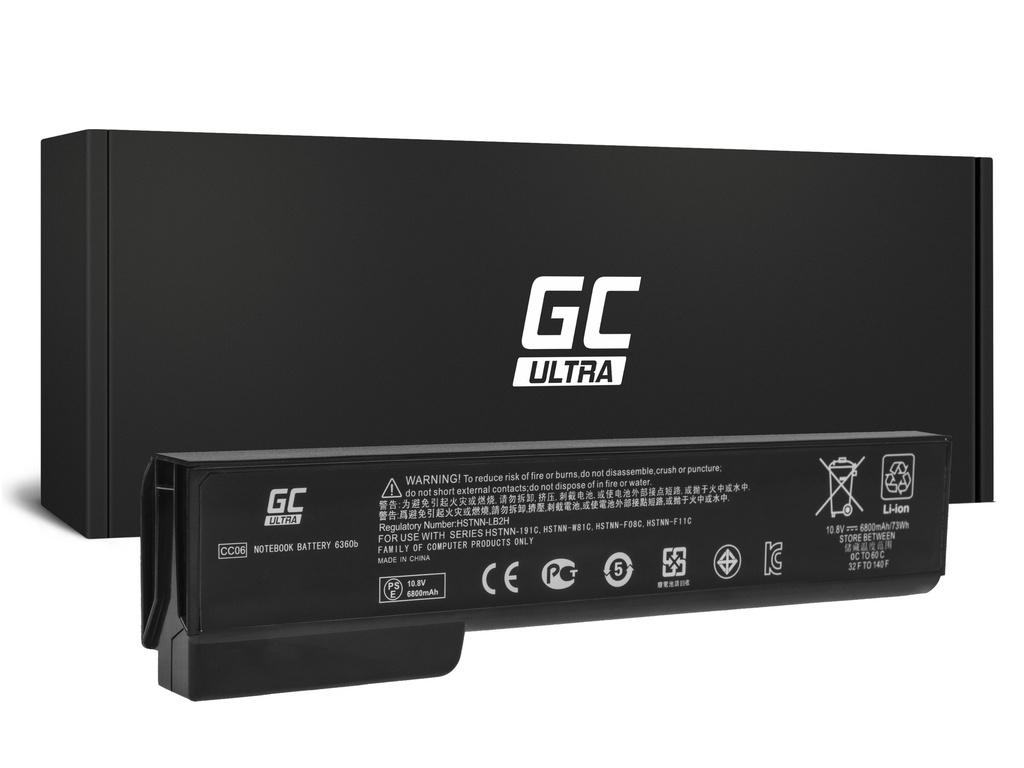 Baterija Green Cell ULTRA CC06XL za HP EliteBook 8460p 8460w 8470p 8560p 8570p ProBook 6460b 6560b 6570b
