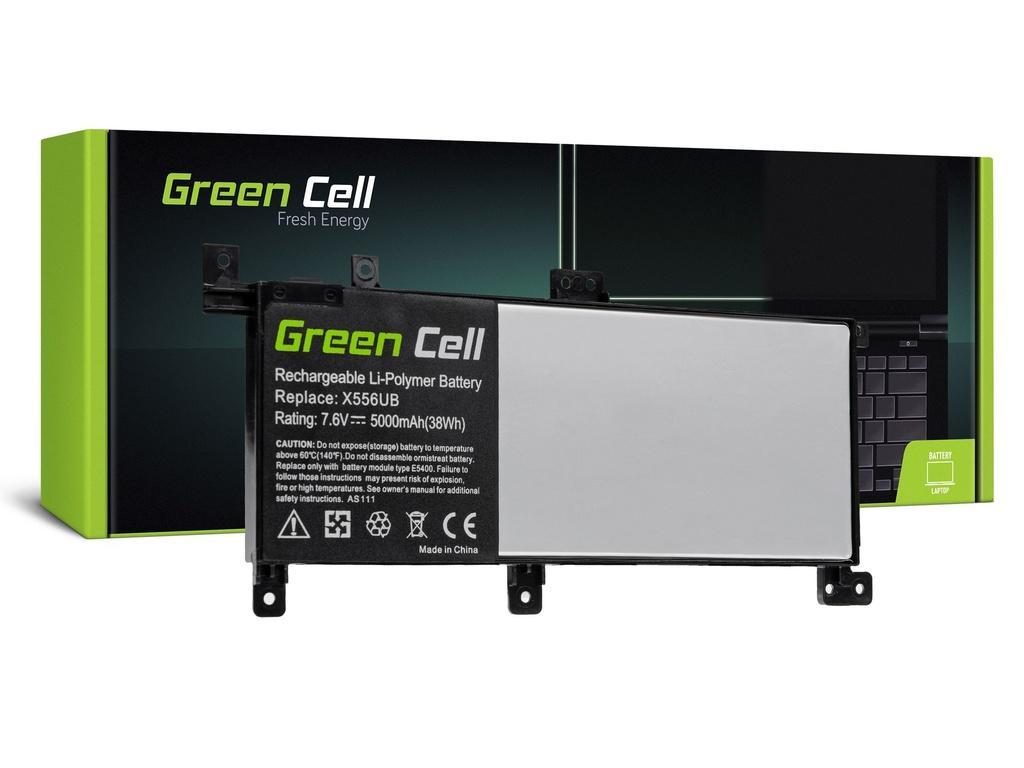 Green Cell baterija za prenosnik Asus X556U