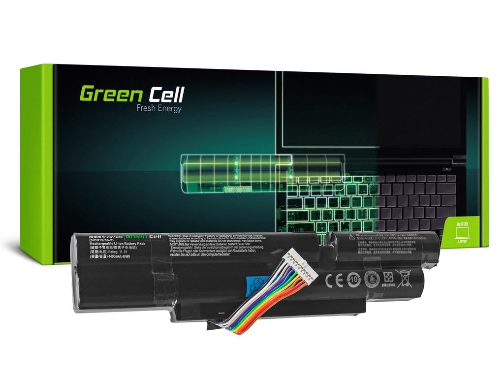 Baterija Green Cell za Acer Aspire 3830T 4830T 4830TG 5830 5830T 5830TG / 11,1V 4400mAh