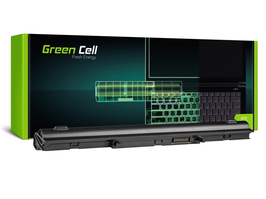 Baterija Green Cell za Asus U32 U32U X32 U36 U36J U36S (black) / 14,4V 4400mAh