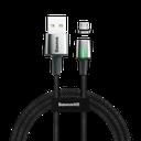 Baseus Zinc mikro USB podatkovni kabel magnetni kabel 2.4A 1m