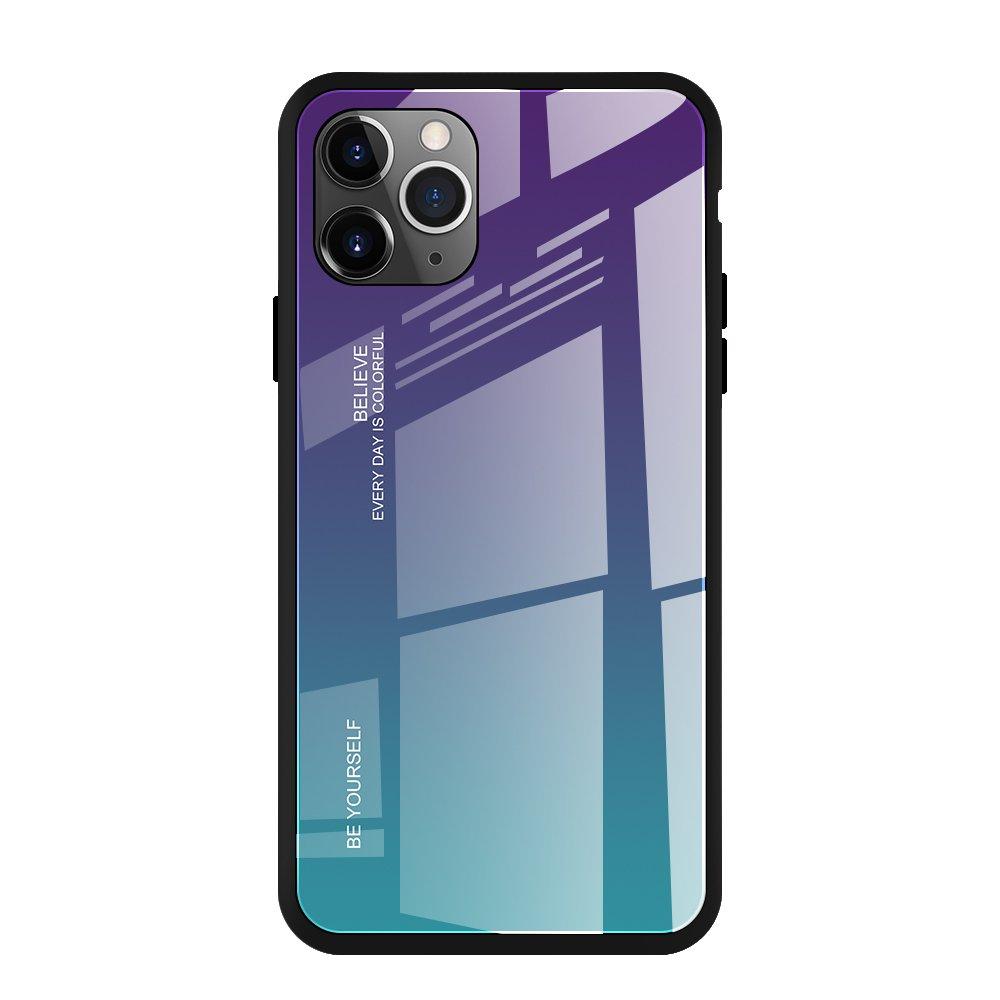 Gradient Glass Durable ovitek za iPhone 11 Pro