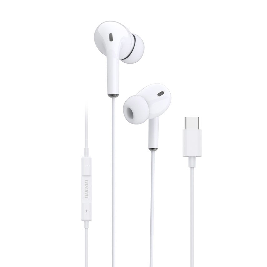 Dudao slušalke z vhodom USB Type C