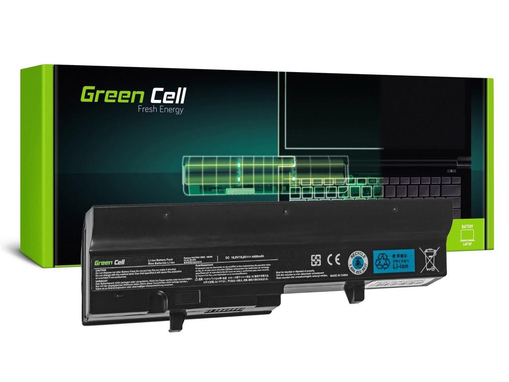 Baterija Green Cell za Toshiba Mini NB300 NB301 NB302 NB303 NB304 NB305 (black) / 11,1V 4400mAh