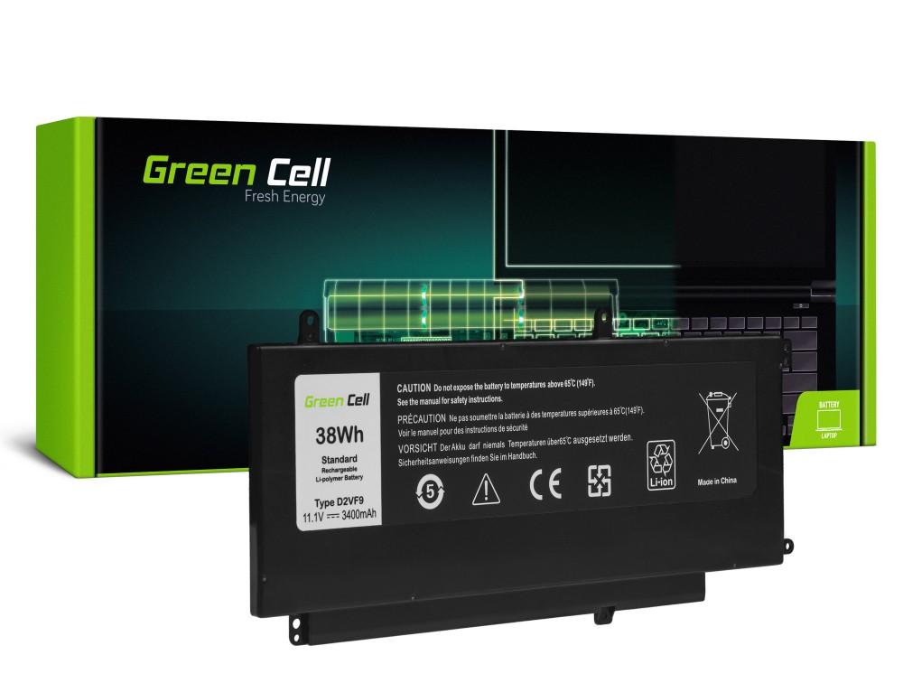 Baterija Green Cell D2VF9 za Dell Inspiron 15 7547 7548 Vostro 14 5459