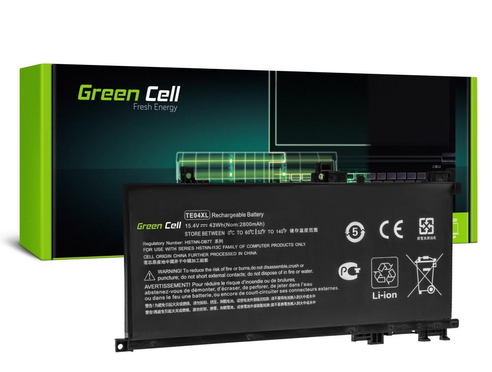 Baterija Green Cell TE04XL za HP Omen 15-AX202NW 15-AX205NW 15-AX212NW 15-AX213NW, HP Pavilion 15-BC501NW 15-BC505NW 15-BC507NW