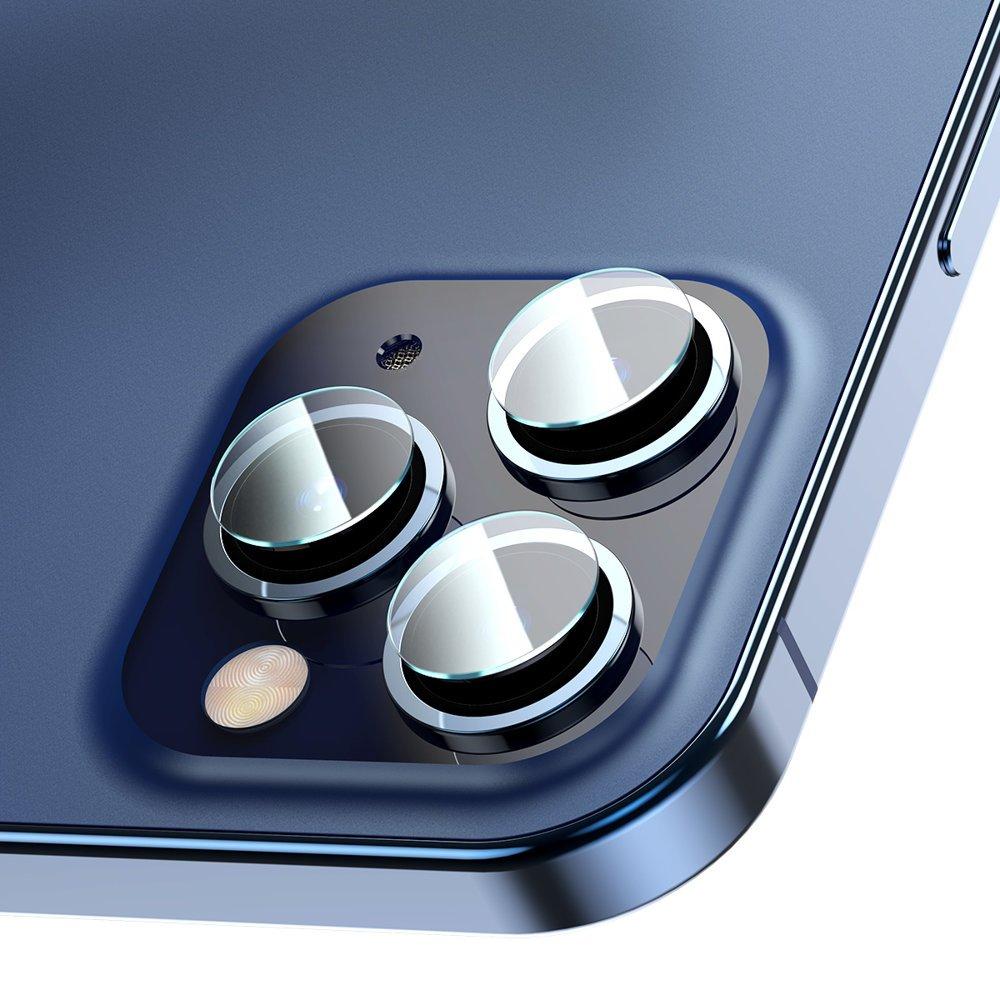 Baseus zaščitna steklo za iPhone 12 Pro Max / iPhone 12 Pro 2xkosa 0,25 mm