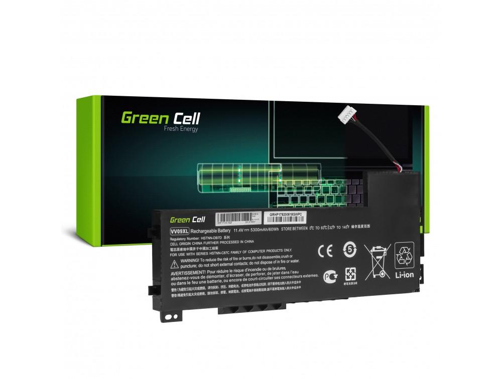 Baterija Green Cell VV09XL za HP ZBook 15 G3 G4