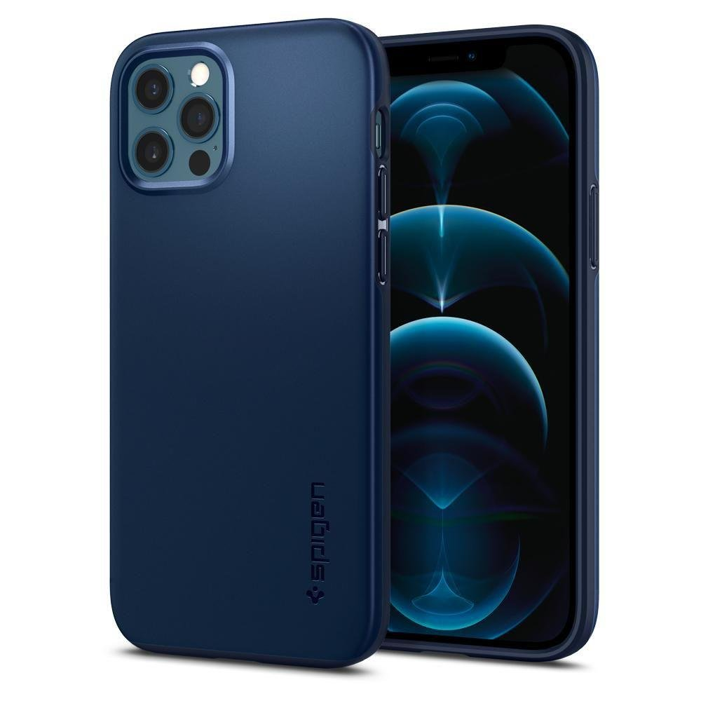 Spigen Thin Fit ovitek za Iphone 12/ Iphone 12 Pro