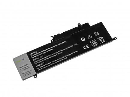 Baterija Green Cell za Dell Inspiron 11 3147 3148 3152 3153 13 7347 7348 7352 / 11,1V 3500mAh