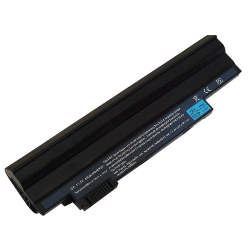 NRG+ baterija za Acer Aspire One D260 D255 522 722 AL10A31