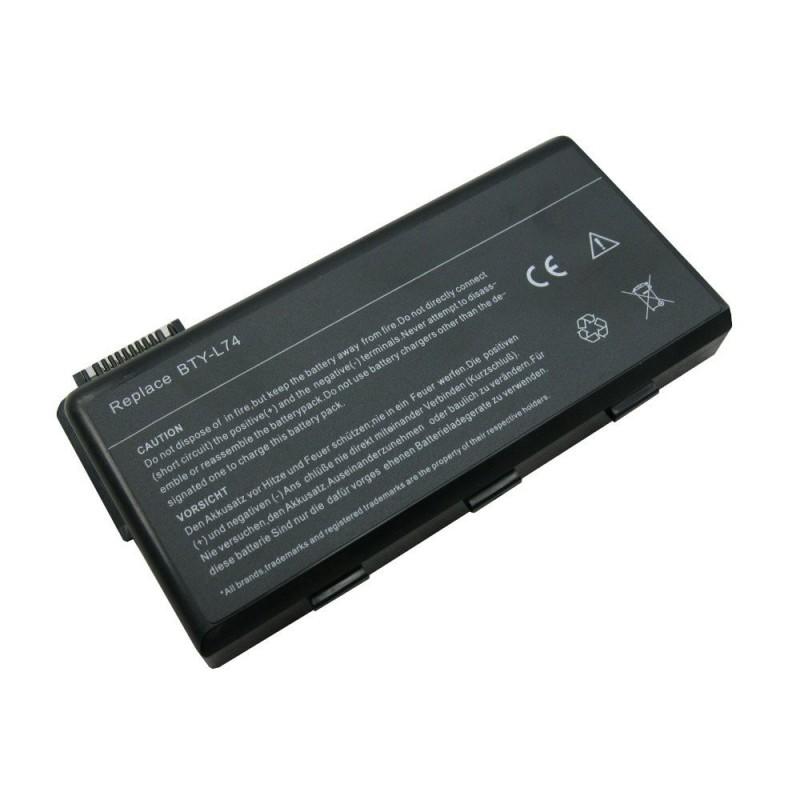 NRG+ baterija za MSI CR500 CR600 CR700 CX500 CX600 CX700 BTY-L74