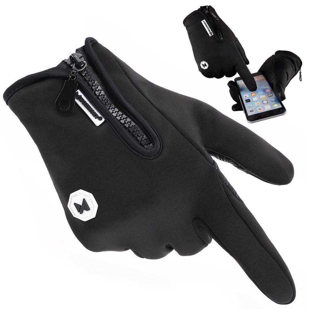 Wozinsky touch športne nepremočljive zimske rokavice