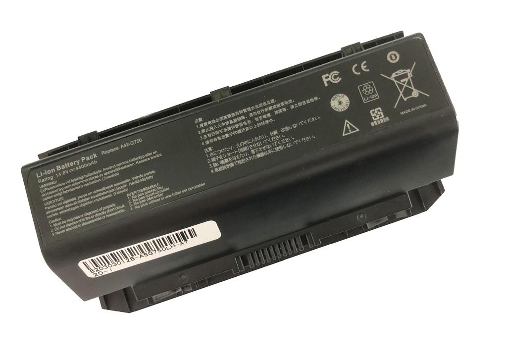 NRG+ baterija za Asus G750 G750J G750JH G750JM G750JS G750JW G750JX G750JZ