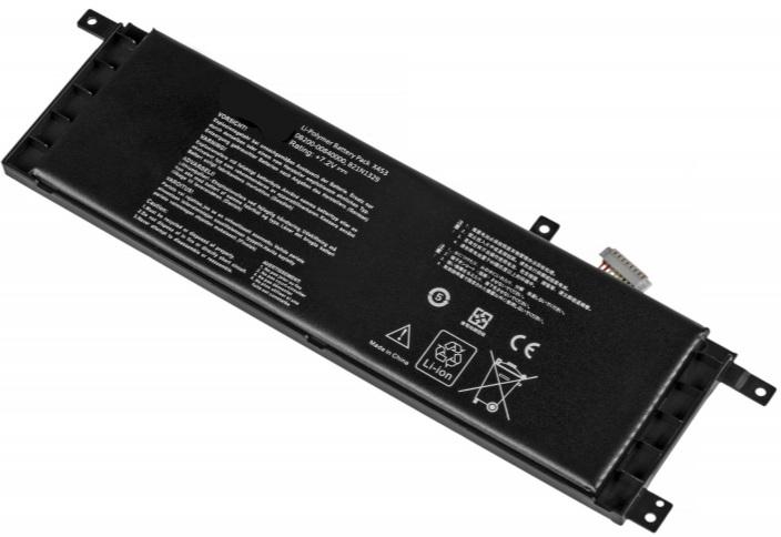 NRG+ baterija za Asus X553 X553M F553 F553M