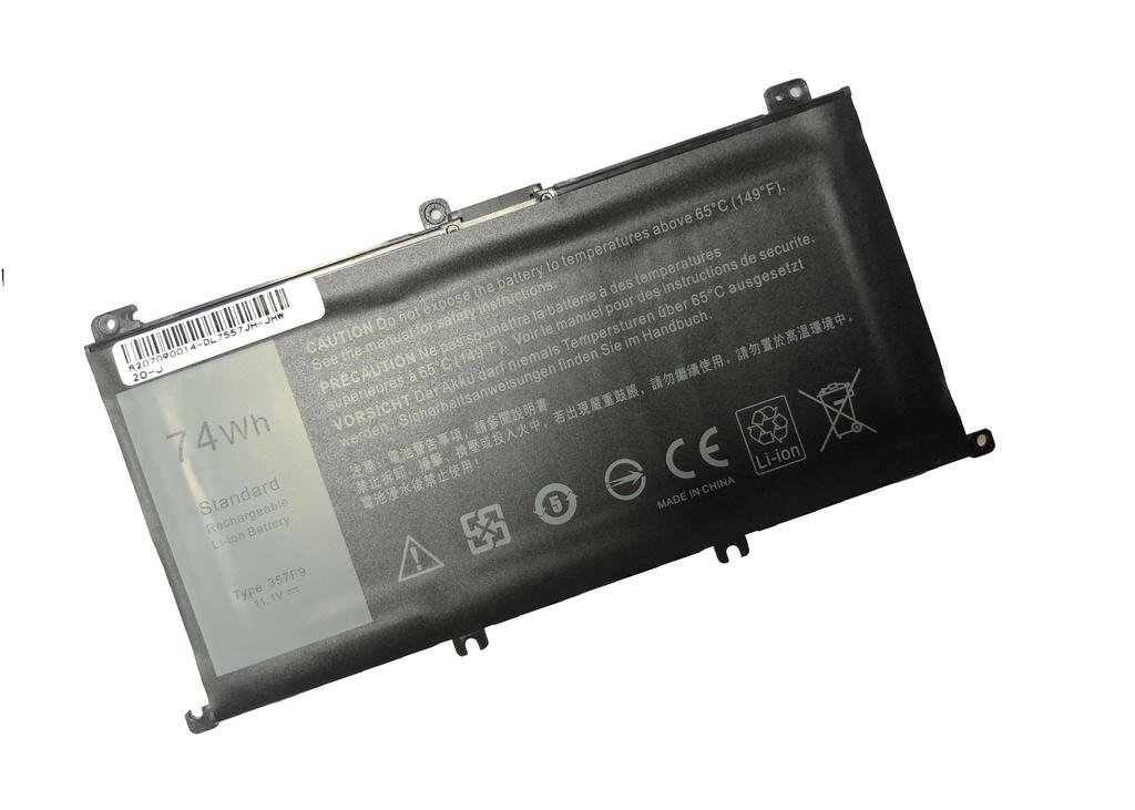 Baterija NRG+ za Dell Inspiron 15 5576 5577 7557 7559 7566 7567 66 7567