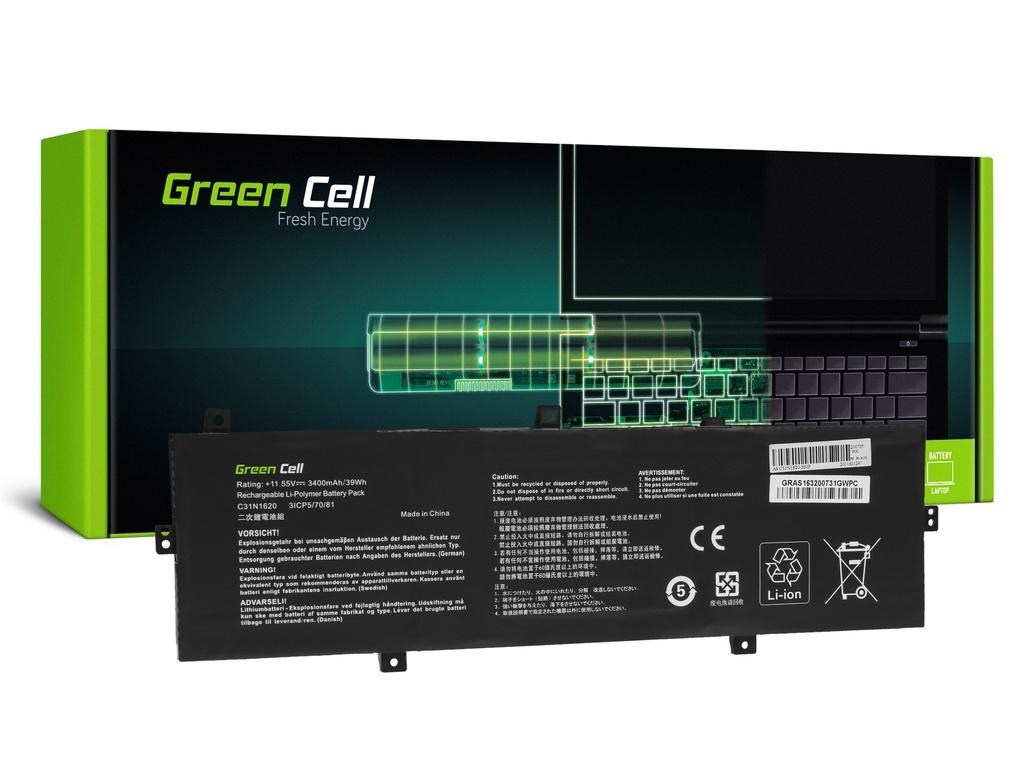 Baterija Green Cell C31N1620 za Asus ZenBook UX430 UX430U UX430UA UX430UN UX430UQ