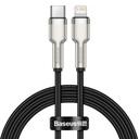 Kovinski podatkovni kabel Baseus Cafule Series-C do iP PD 20W 1m