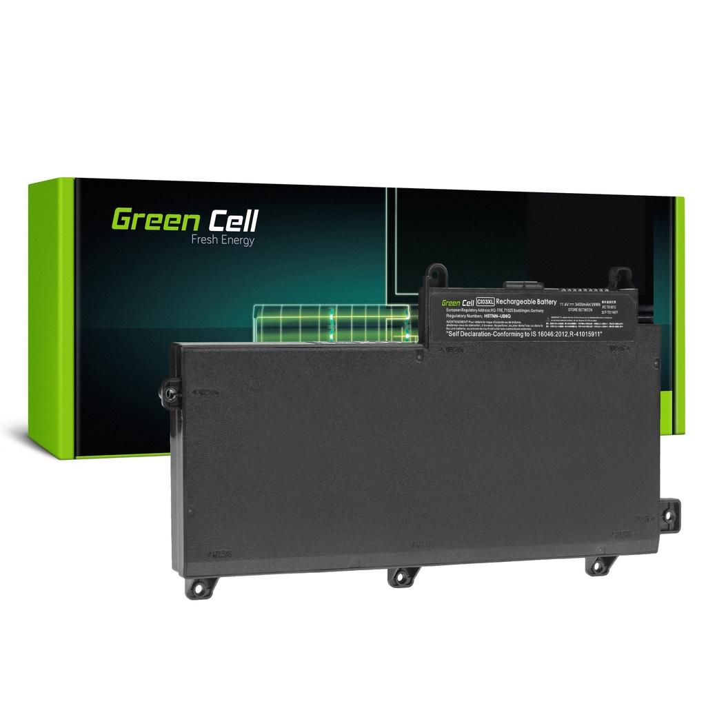 Green Cell PRO ® prenosna baterija CI03XL za HP ProBook 640 G2 645 G2 650 G2 G3 655 G2